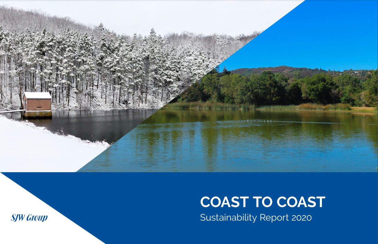 Sustainability Report Cover Image